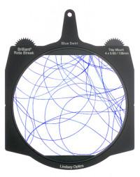 Filtre Brilliant² Rota-Streak Blue Swirl 4x5.6 - A l'Unité