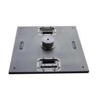 Base Plate de 45cm x 45cm en European Coupling