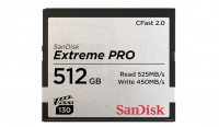 SanDisk CFast 2.0 512 GB