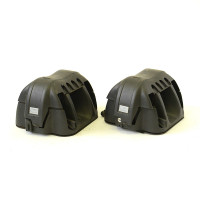Support Barre Alu 50 Magnétique ( la paire )