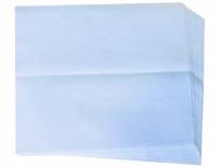 Papier Optique Bleu Sachet de 10