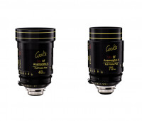 Série de 2 Optiques Cooke Anamorphic/i 1.8x Full Frame Special Flare