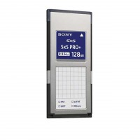 Carte SXS Sony