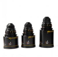 Série de 3 Optiques Orion 32mm / 50mm / 80mm Anamorphic Prime