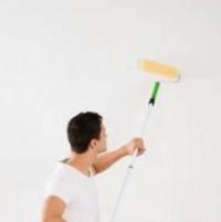 Option 1 - Remise en Peinture Blanche du sol