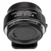 Bague d'Adaptation Nikon F vers Sony E