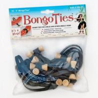 Bongo Ties - Lot de 10