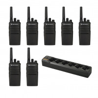 Pack de 6 Talkies Walkies - XT420