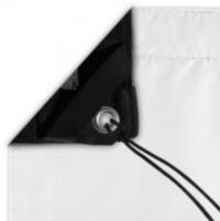 Toile : Ultrabounce Black/White - 8'x8' (240 X 240 CM)