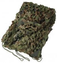 Filet de camouflage régie