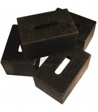 Lot de 6 Cubes 15x20x30 Indie loc