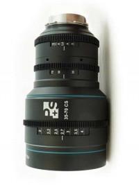 Zoom Anamorphic 35-70mm T.3