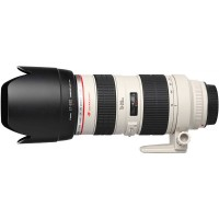 zoom 70-200mm 2.8 Canon