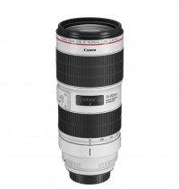 Zoom Lens EF - 70-200mm - 1:2.8 L IS USM