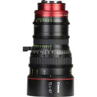 Compact Zoom Cine Lens CN-E 15.5-47mm T2.8