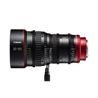 Compact Zoom EF cine lens CNE 30-105 F2.8