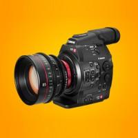Pack Canon C300m2 + Série Canon Prime CNE Canon