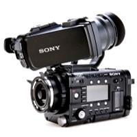 PMW F5 Cine Alta Sony