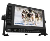 "Moniteur TV Logic 7"" - LVM 075A - avec cage Wooden Camera"