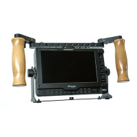 "Moniteur TV Logic 7"" - LVM 075A - avec cage Wooden Camera"