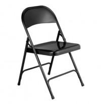 Chaise pliante métallique  Indie loc