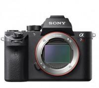 A7rII Sony