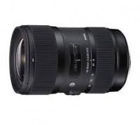 Objectif APSC 18-35 mm F1,8