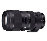 Objectif APSC 50-100 mm F1,8 Sigma