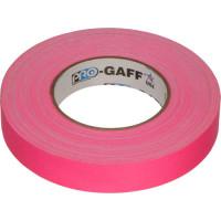 Gaffer 25x25mm FLUO ROSE