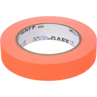 Gaffer 25x25mm FLUO ORANGE