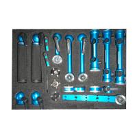 Poignées bleues Raymond bureaud industrie