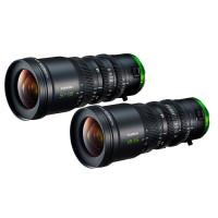 Zoom MK18-55MM & MK50-135MM T2.9 CINE Fujinon