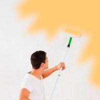 Remise en peinture intégrale (avant et après)