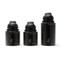 Série de 3 Optiques Atlas Orion Anamorphic Prime