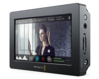 "Moniteur 7"" - Video Assist 4K - avec cage Wooden Camera"