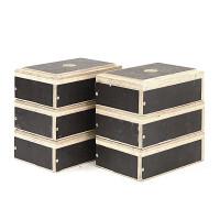 Lot de 6 Cubes 10x20x30