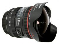 Objectif EF 8-15 mm - f/4.0  Canon