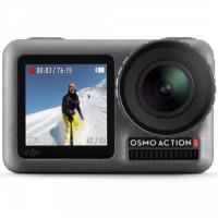 Caméra d'Action Étanche avec Stabilisation - Osmo Action  Dji