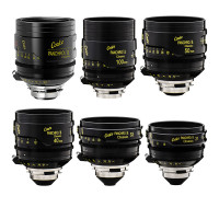 SERIE 7 OBJECTIFS S35 PANCHRO/I CLASSIC COOKE