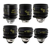 Série de 7 Optiques Panchro/i Classic S35