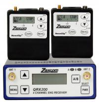 Kit Émetteur / Récepteur HF  Zaxcom